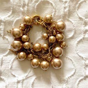 J Crew pearl bracelet